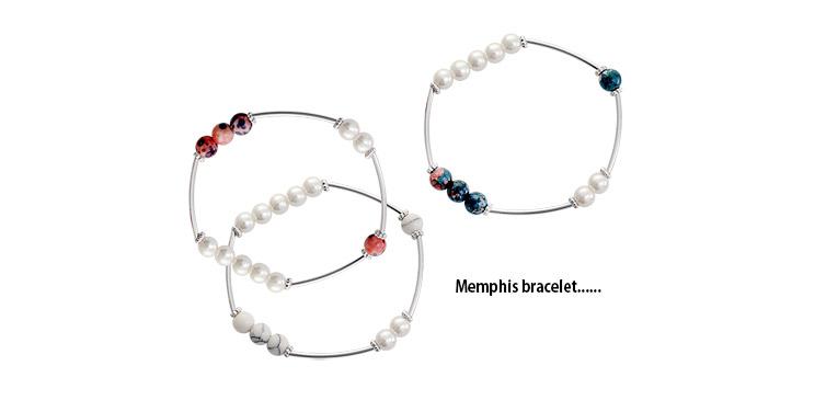 [ 4xtyle ] MEMPHIS BRACELET