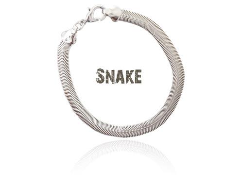 [ 4xtyle ] 基本的蛇形手镯