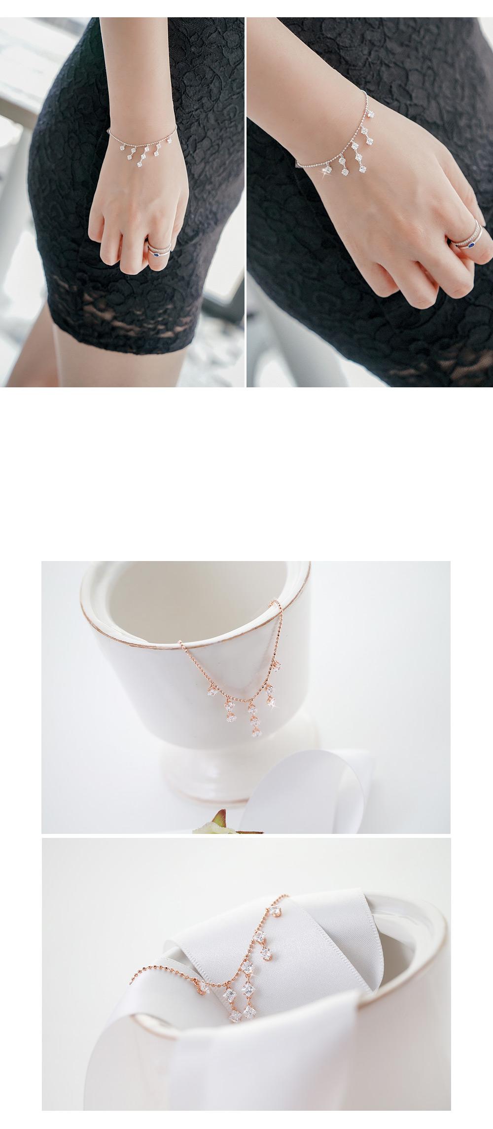 [ 4xtyle ] Dvinch Lux项链、2种颜色