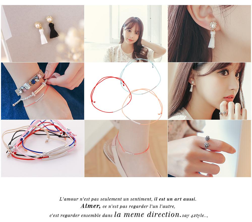 [ 4xtyle ] Everyday Simple Bracelet, 7 Colors