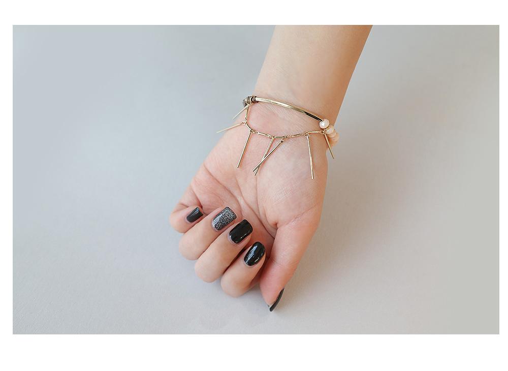 [ 4xtyle ] 热水晶手镯