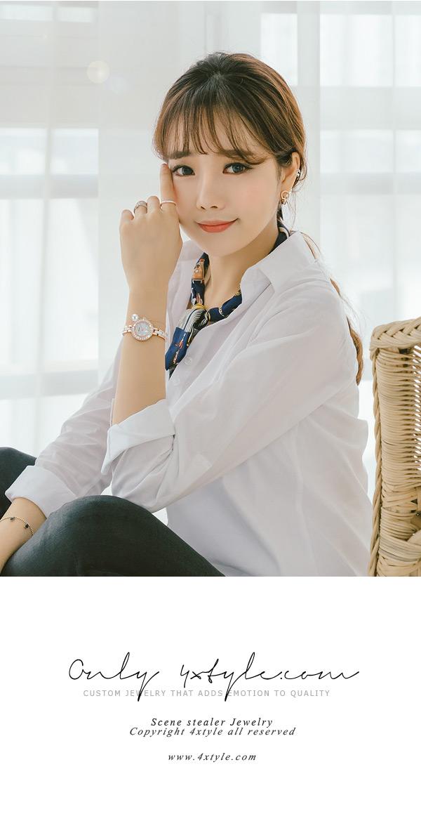 [ 4xtyle ] 珍珠棉超薄手镯