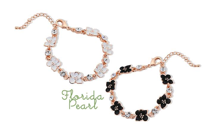 [ 4xtyle ] FLORIDA PEARL BRACELET