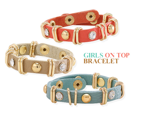 [ 4xtyle ] GIRLS ON TOP BRACELET