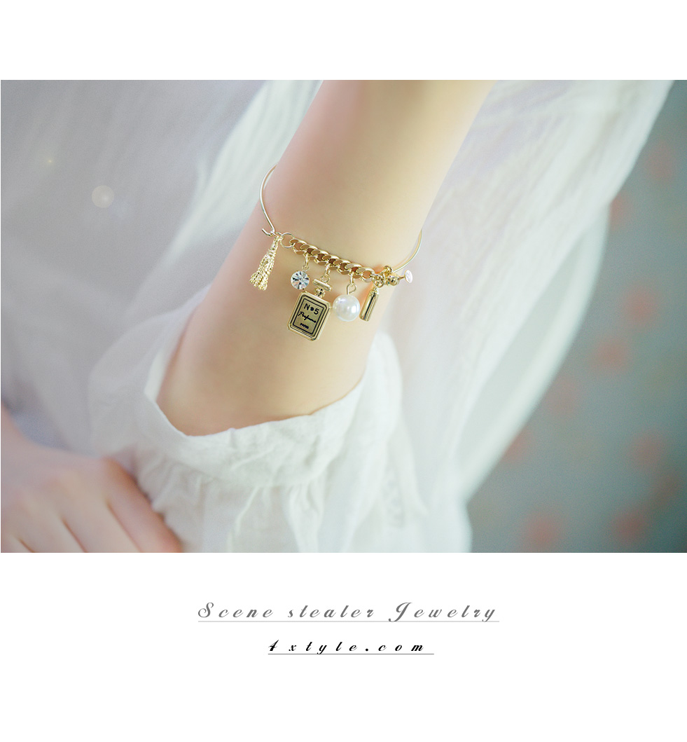 [ 4xtyle ] NO.5 BANGLE BRACELET
