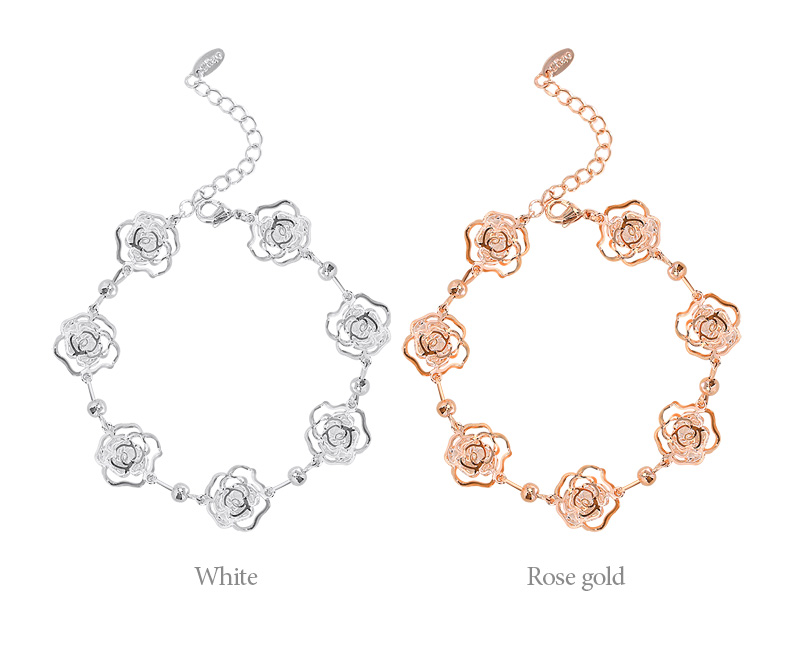 [ 4xtyle ] ROSE BLOSSOM BRACELET