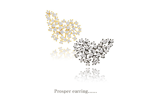 [ 4xtyle ] Prosper Earring, 3 Colors