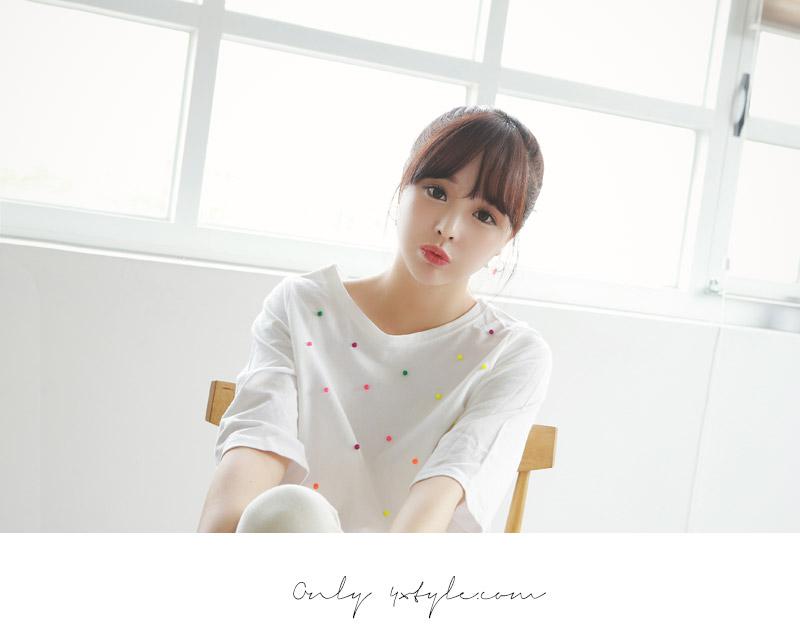 [ 4xtyle ] Tender Fleur Earring, 3 Colors