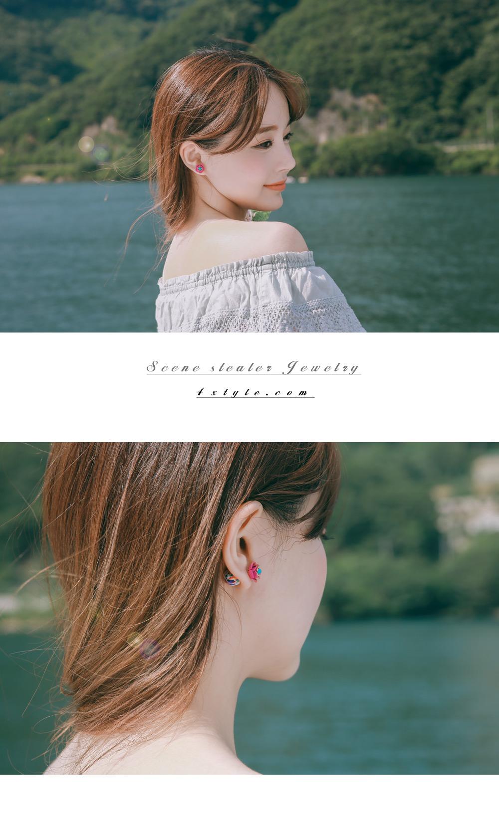 [ 4xtyle ] LEMBRANCE 耳环