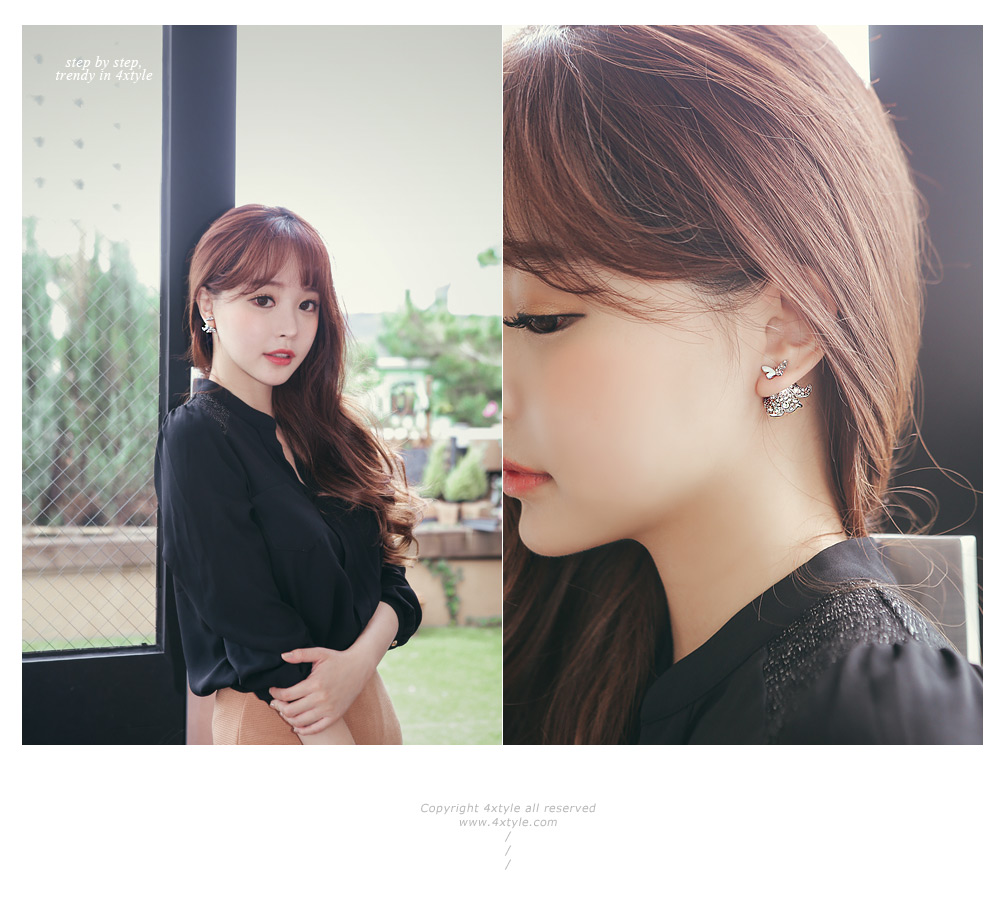 [ 4xtyle ] Elysia Earring, 3 Colors