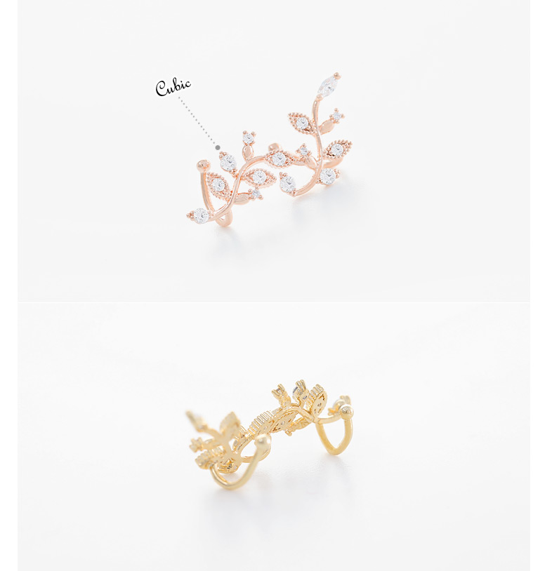 [ 4xtyle ] Wake Ear Cuff, 3 Colors