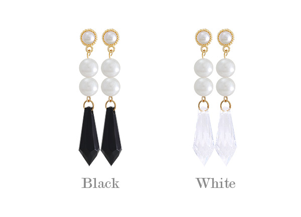 [ 4xtyle ] Hari Sweet Earring, 2 Colors