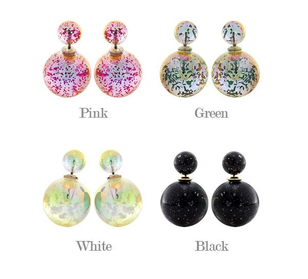 [ 4xtyle ] Aurora Tribale耳环、4种颜色