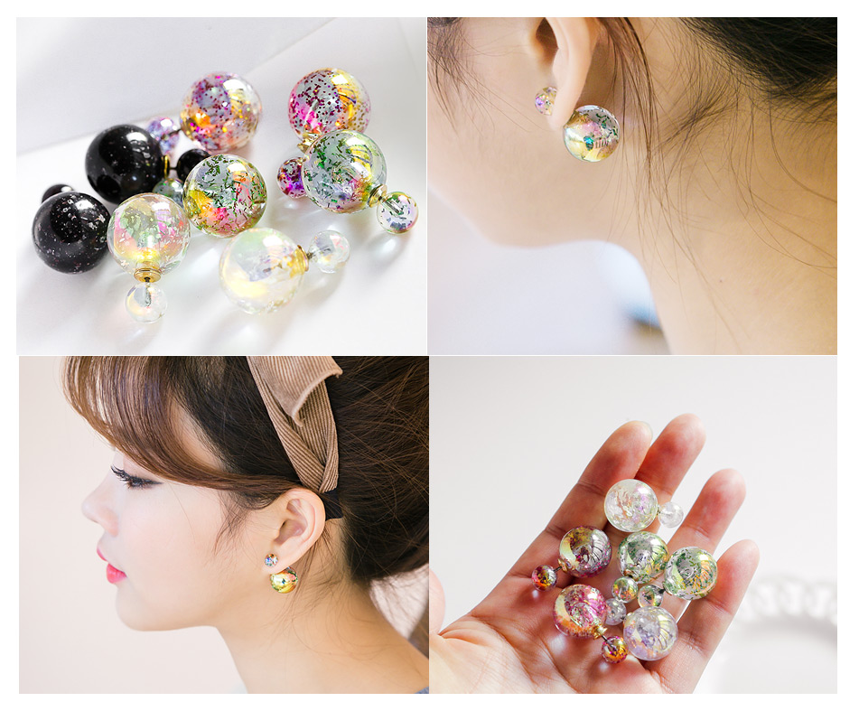 [ 4xtyle ] Aurora Tribale Earring, 4 Colors