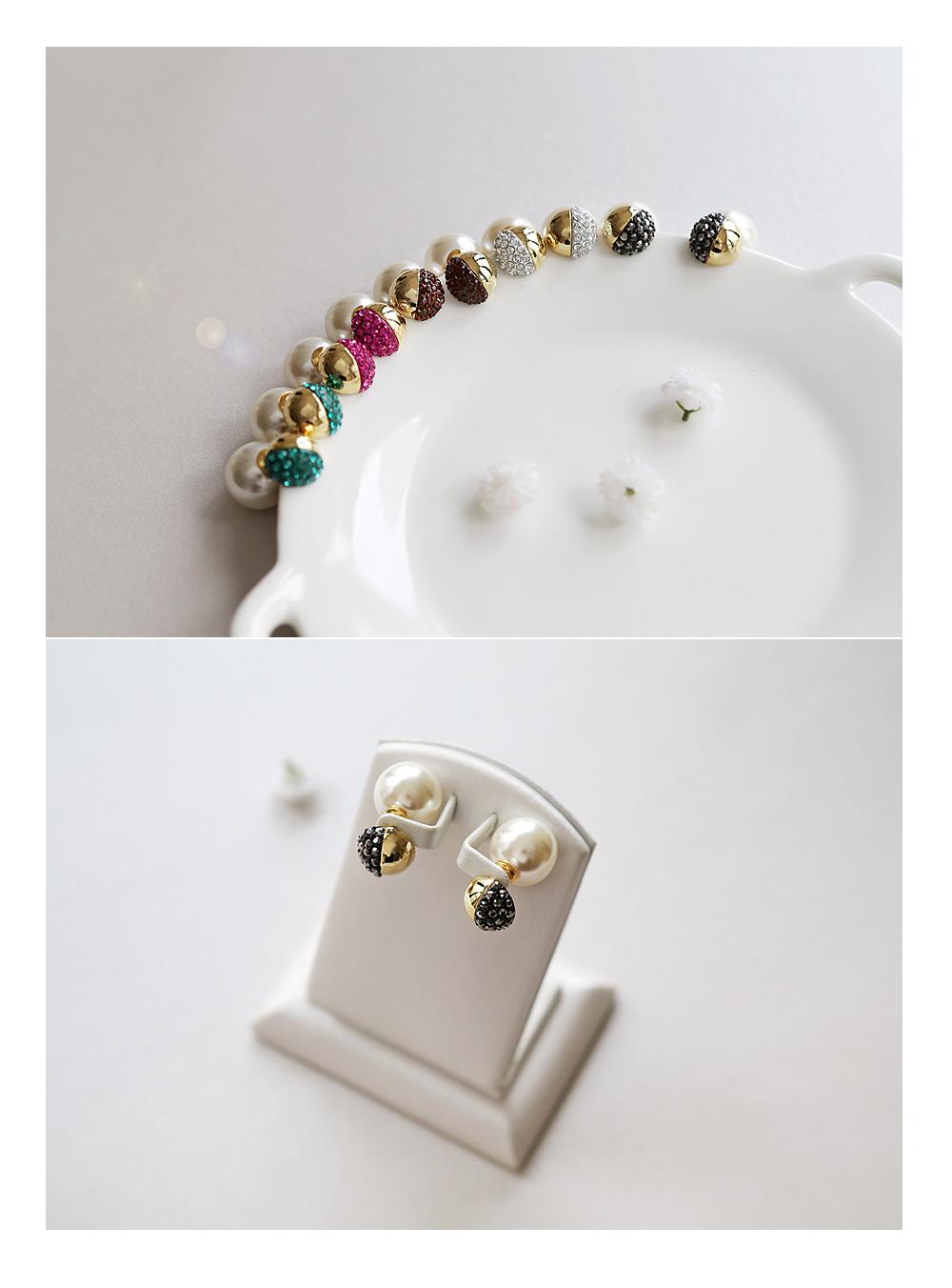 [ 4xtyle ] 星球耳环
