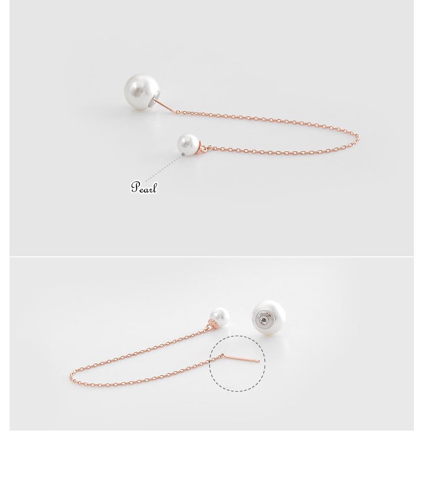 [ 4xtyle ] 沙珠长手链