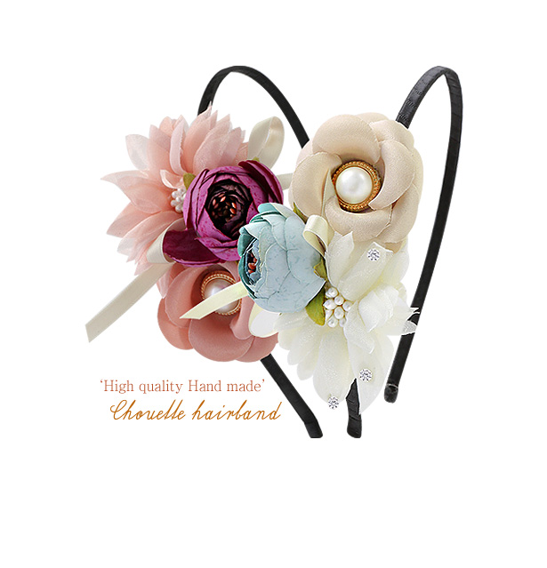 [ 4xtyle ] [handmade] suede headband