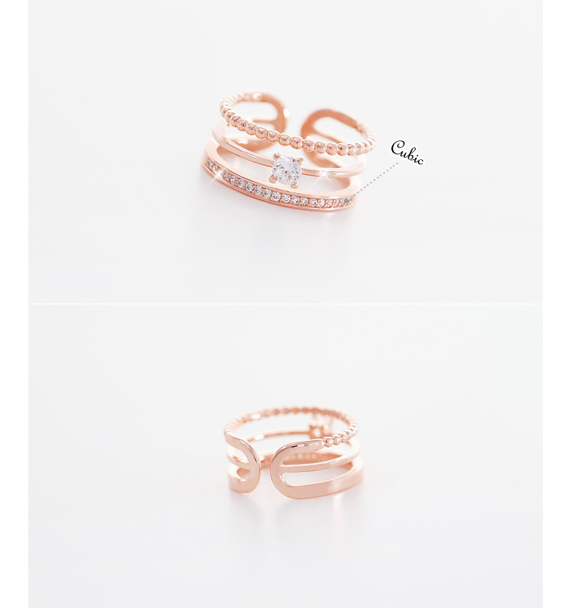 [ 4xtyle ] Maman Ling Ring, 2 Colors