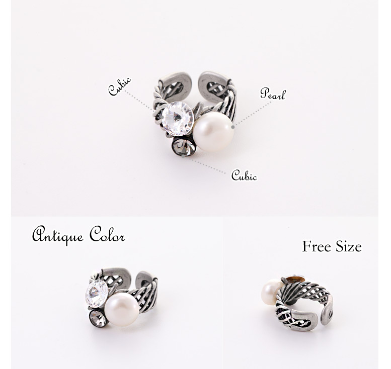[ 4xtyle ] Women Ethnic Fair Ring, One Color