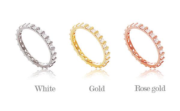 [ 4xtyle ] 开始立方银环、3种颜色