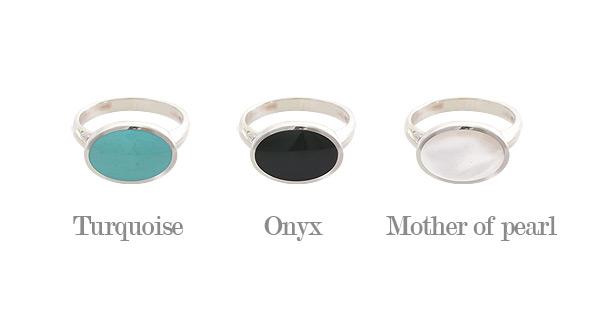 [ 4xtyle ] 诺丁山的银环、3种颜色