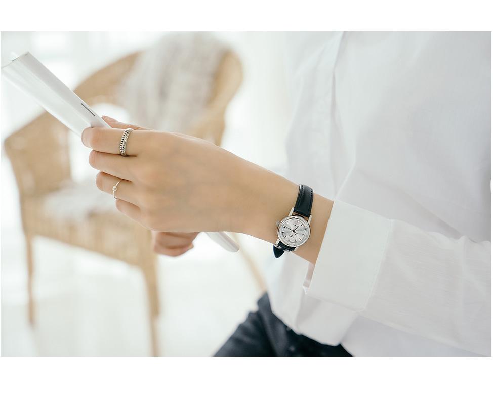 [ 4xtyle ] (2EA 1SET) [SILVER] MINI KNOT RING