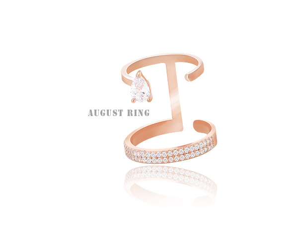 [ 4xtyle ] AUGUST RING