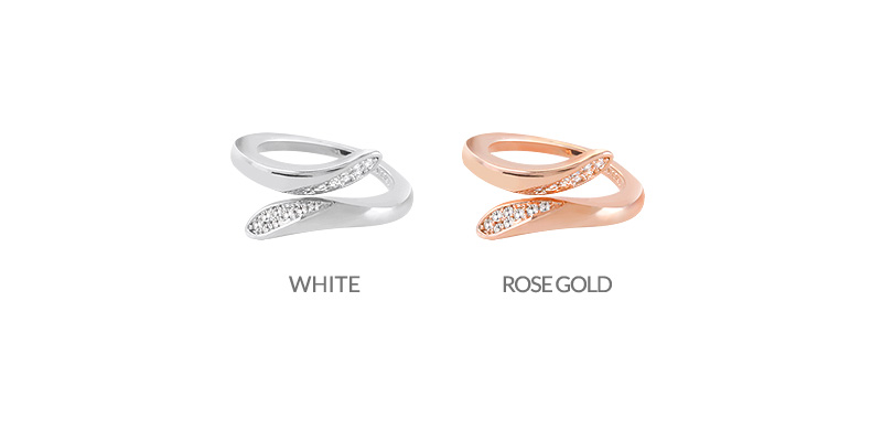 [ 4xtyle ] boutique line ring