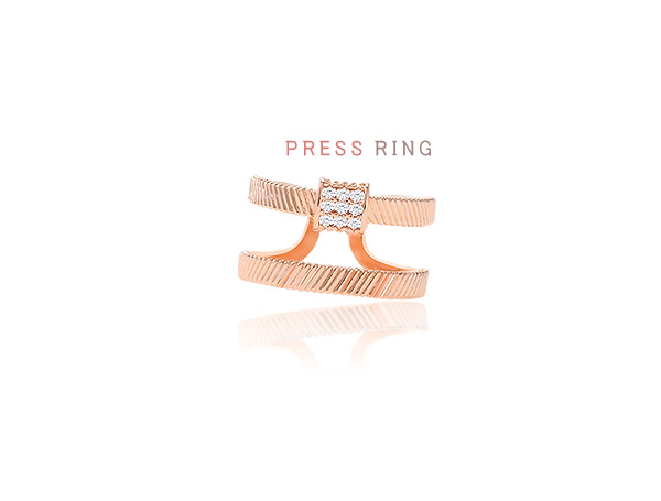[ 4xtyle ] Press Ring