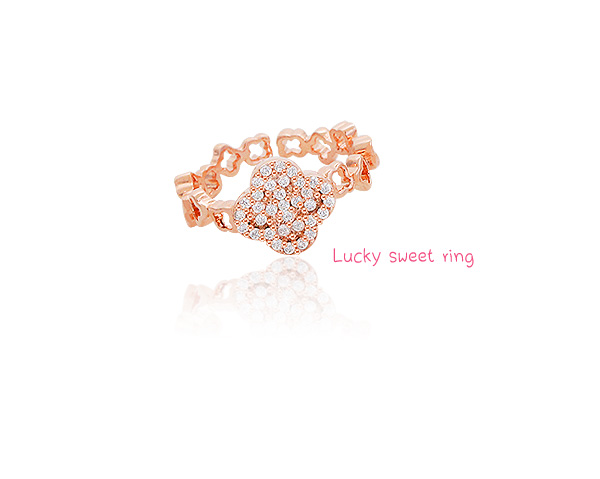 [ 4xtyle ] [4xtyle] Lucky Sweet Ring