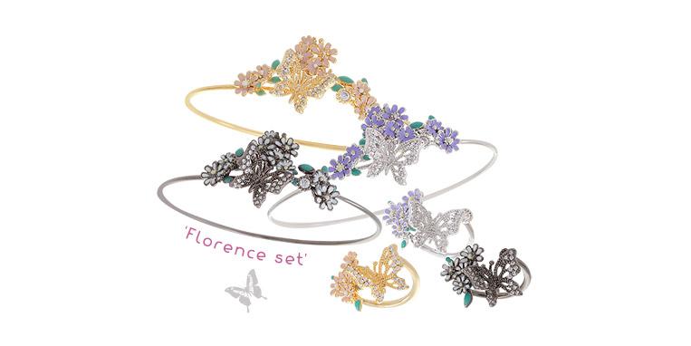 [ 4xtyle ] FLORENCE SET