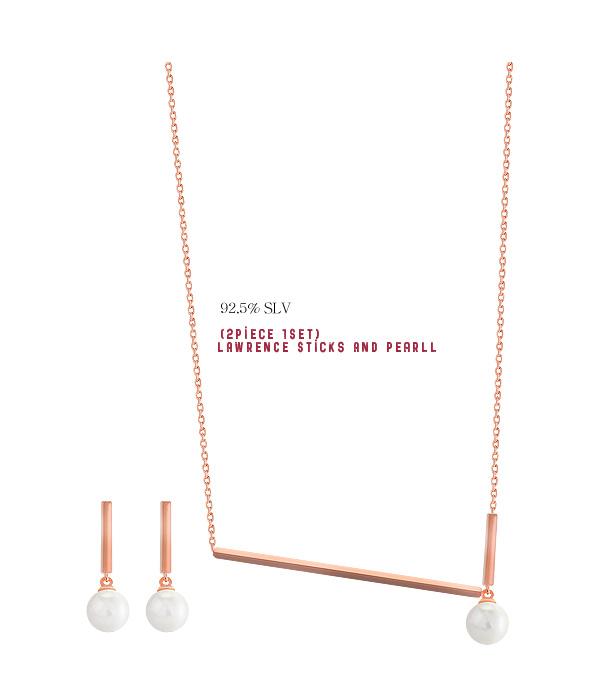 [ 4xtyle ] [银]劳伦斯棒和珠儿