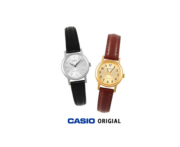 [ 4xtyle ] [CASIO] CLASSIC ANALOG WATCH (WHITE)